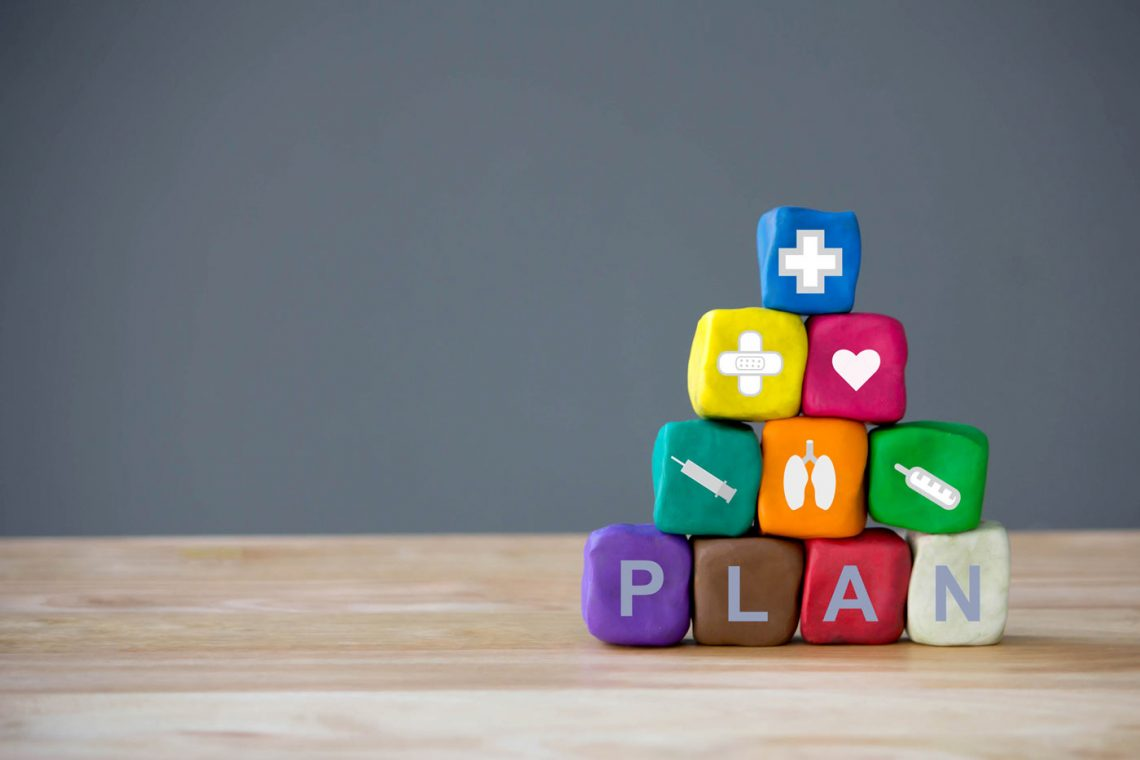 Healthcare and medical insurance planning